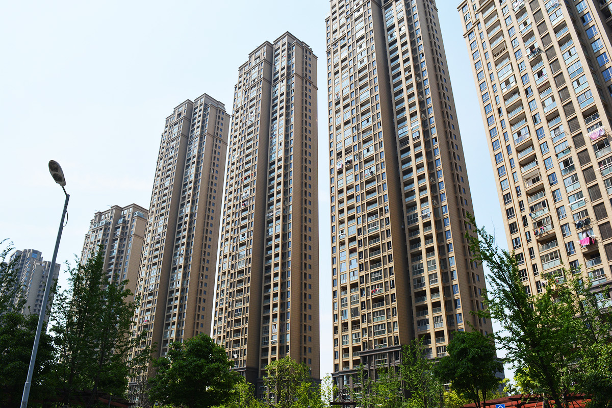 Shaoxing Shimao E3 North District
